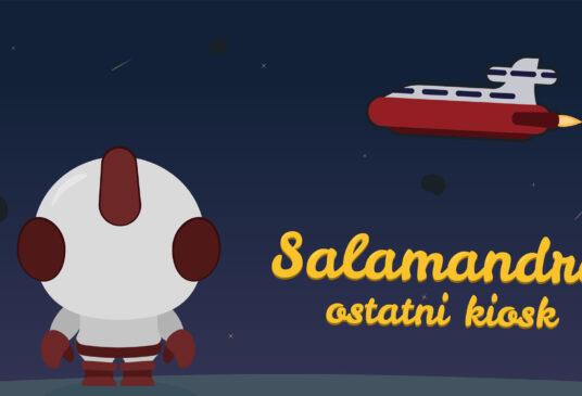 Salamandra – ostatni kiosk