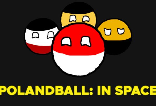 POLANDBALL: In Space