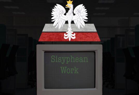 Sisyphean work
