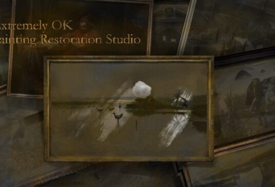 Extremely OK Painting Restoration Studio