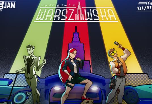 Wyścigówka Warszawska