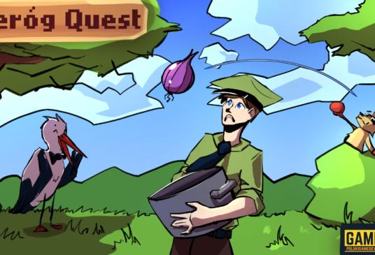 Pieróg Quest
